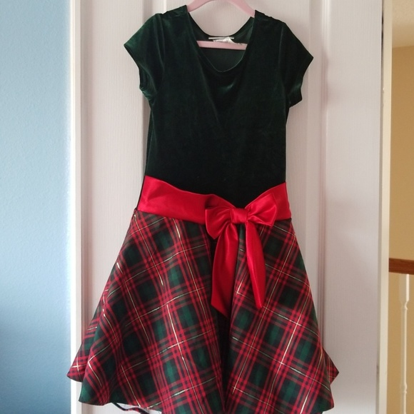 New Girls Bonnie Jean Black Velvet /& Zebra Print Taffeta Dress SZ 2T